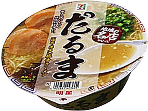 地域の名店シリーズ 博多だるま「福岡・博多」豚骨ラーメン