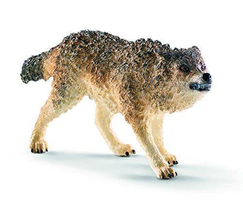 Schleich シュライヒ ワイルドライフ オオカミ  14741
