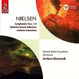 ニールセン:交響曲第1番~第4番 他