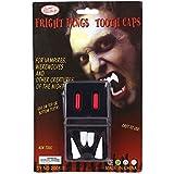 ハロウィーンの吸血鬼の歯、ハロウィーンの吸血鬼の牙のドレスドラキュラの大人の子供のコスプレ衣装のプロップアクセサリー