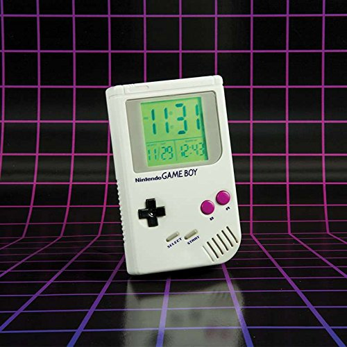 NINTENDO(任天堂) ゲームボーイ型 アラームクロック/目覚まし時計 [並行輸入品]