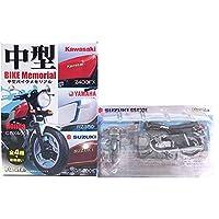 【4B】 フルタ 1/24 中型バイクメモリアル Vol.1 スズキ/SUZUKI GS400E ブラック 単品