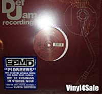 Pioneers / Rap Is Out [12 inch Analog]