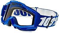 100% Accuri Otg goggles-refluxブルー