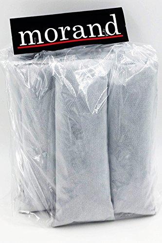(FIS-I) 入れるだけ 強力 消臭 脱 臭 除湿 靴 室内 置き 用 活性 炭 で 蒸れ 防止 乾燥 剤 (03 竹炭 大 3 足 セット)