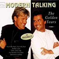 The Golden Years by MODERN TALKING (2003-01-07)