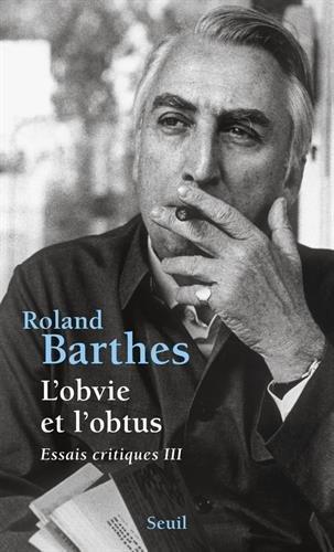 L'obvie et l'obtus : Essais critiques IIIの詳細を見る