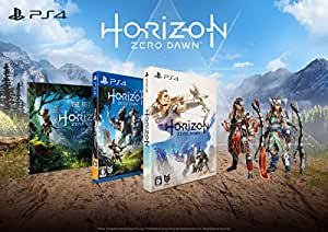 Horizon Zero Dawn 初回限定版 【Amazon.co.jp限定特典】オリジナルPC壁紙配信+ポストカード付 - PS4