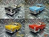 1957年式 シボレー・ベルエア 【 1/40 ミニカー】★アメ車/ギフト/クラッシックカー/旧車 (ブラック)