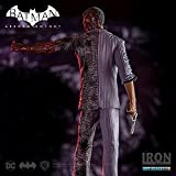 Iron Studios Batman: Arkham Knight Two Face 1:10 Art Scale Figure