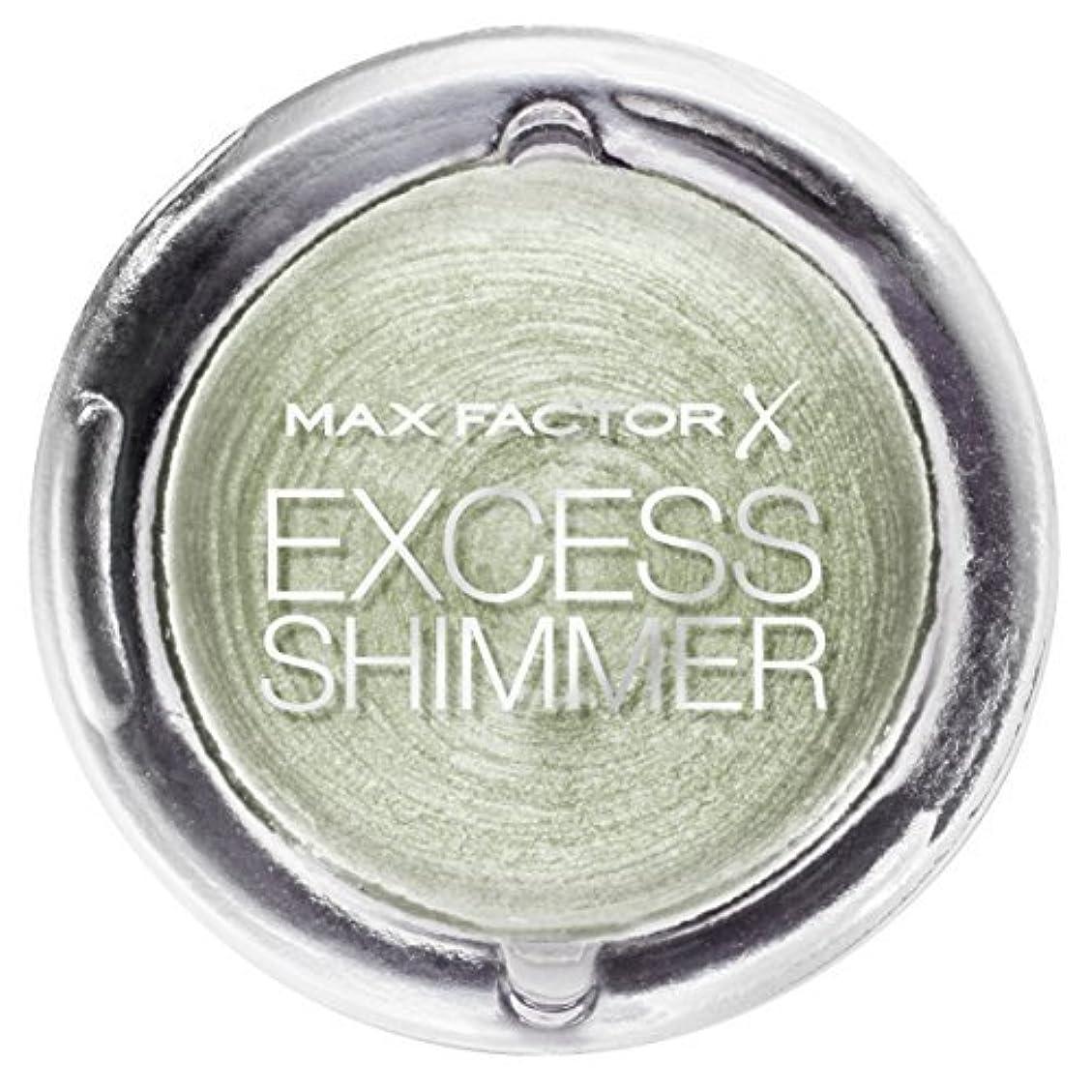 建てる書道同盟Max Factor Excess Shimmer Eyeshadow in Pearl by Max Factor