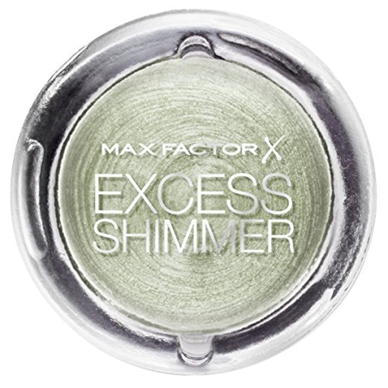 オーロックリゾート安心Max Factor Excess Shimmer Eyeshadow in Pearl by Max Factor