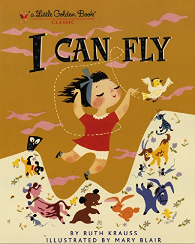 I Can Fly (Little Golden Book)の詳細を見る