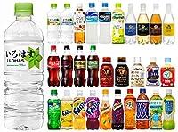 [コカコーラ社商品以外同梱不可][48本]い・ろ・は・す555mlPETと、選べるお好きなコカコーラ製品 合計2ケース (爽健美茶 600ml PET×24本)
