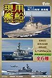 現用艦船キットコレクション 10個入BOX (食玩・ガム)