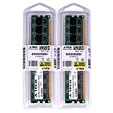4GBキット2x 2GB for eMachines ETシリーズデスクトップet1331–41e et1331–45et1641et1810–01et1810–03et1831et1161–01et1161–03et1300–02et1331–02et1331g-07W DIMM ddr2Non - ECC pc2–6400800MHz RAMメモリ