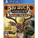 Big Buck Hunter Arcade PlayStation 4 ビッグバックハンターアーケードプレイステーション4 北米英語版 [並行輸入品]