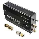 Ham It Up Plus - TCXOおよび個別のノイズ源回路を備えたHF/MF / LF/VLF / ULFアップコンバータ。 カスタムメタルエンクロージャに完全に組み立てられました。 お気に入りのラジオの周波数範囲を300Hzまで延長します。