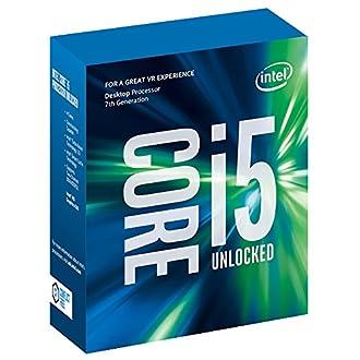 Intel CPU Core i5-7600K 3.8GHz 6Mキャッシュ 4コア/4スレッド LGA1151 BX80677I57600K 【BOX】