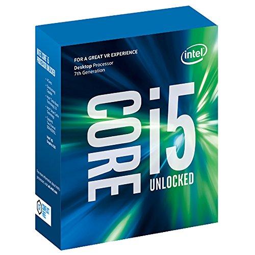1/6発売 新製品 Intel Core i5-7600K  BX80677I57600K  Kaby Lake  3.80 GHz/Quad-Core/4Thread  第7世代インテルCoreプロセッサーCPU