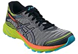 ASICS(アシックス)LADY ダイナフライト レディース ランニングシューズ ジョギング マラソン 9606 TJG522 9606シルバー×コーラル 24.5