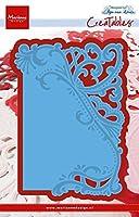 Marianne Design Creatables Anjaの長方形ダイ、ブルー