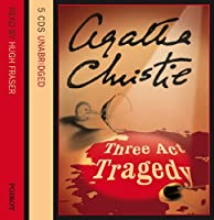 Three Act Tragedy by Agatha Christie(2002-08-19)