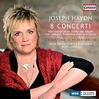 8 Concerti for Harpsichord / Piano & Organ by JOSEPH HAYDN (2009-08-25)