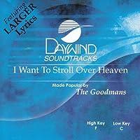 I Want To Stroll Over Heaven [Accompaniment/Performance Track]【CD】 [並行輸入品]