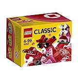レゴ(LEGO)クラシック アイデアパーツ<赤> 10707