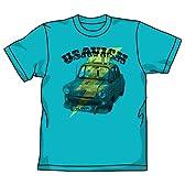 ウサビッチ ウサビッチカーTシャツ ターコイズブルー サイズ:M