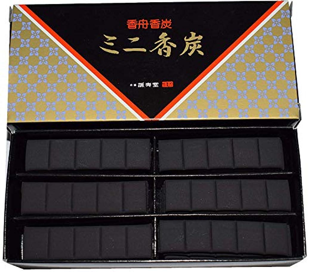 派生するネックレット全体に香舗 誠寿堂ミニ香炉炭 (黒, 5)