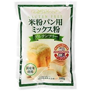 桜井食品 米粉パン用ミックス粉 300g