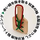 ポケット瓶(頭脳開発器)脳トレ 木のおもちゃ 木の知恵の輪 パズル 木育