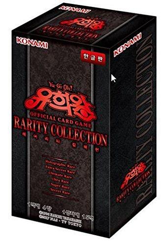 韓国版 遊戯王 RARITY COLLECTION レアリティ・コレクション BOX