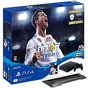 PlayStation 4 FIFA 18 Pack 【Amazon.co.jp限定】PS4用縦置きスタンド付