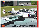 KP model 1/72 Let L-200A モラヴァ プラモデル KPM0089