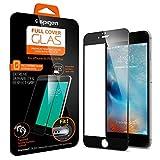 【Spigen】 iPhone6s Plus ガラス フィルム / iPhone6 Plus ガラス フィルム, [ 3D Touch 全面液晶保護 9H硬度 發油加工 ] フルカバー グラス アイフォン6s プラス / 6 プラス 用 (ブラック SGP11636)