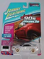 ジョニーライトニング 1/64 1999 Ford Mustang GT フォード マスタング マッスルカーUSA レア XTREME 90S muscle