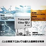 Transcend microSDカード 128GB UHS-I U3 Class10 Nintendo Switch 動作確認済 5年保証 TS128GUSD300S-AE【Amazon.co.jp限定】 画像