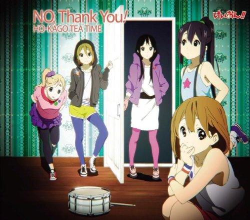 TVアニメ「けいおん!!」エンディングテーマ NO,Thank You!(通常盤)
