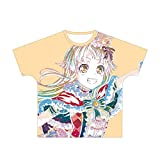 BanG Dream! ガールズバンドパーティ! 弦巻こころ Ani-Art フルグラフィック Tシャツ vol.2 ユニセックス Sサイズ