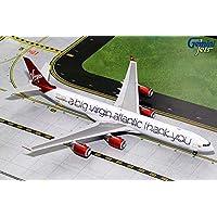 """Gemini Jets 1/200 A340-600 ヴァージン アトランティック航空 G-VNAP""""A Big Thank You"""""""