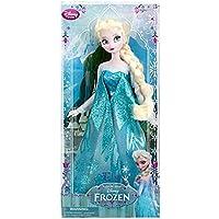アナと雪の女王 人形 Disney Frozen Exclusive 12 Inch Classic Doll エルサ Elsa 並行輸入