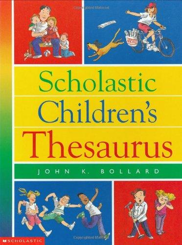 Scholastic Children's Thesaurus (Scholastic Reference)の詳細を見る