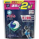 洗濯洗剤 ジェルボール3D スポーツ アリエール 詰め替え 26個(約2倍)