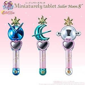 ミニチュアリータブレット セーラームーン8 6個入 食玩・清涼菓子 (美少女戦士セーラームーン)