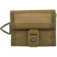 Loop Purse Hook Fans Tactical Army Wallet Mesh Bag Buckle and Pocket Outdoor 3#