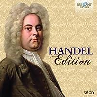 Handel Edition by Handel (2015-05-03)