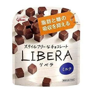 江崎グリコ LIBERAミルク 50g